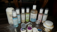 Professional nail spa products