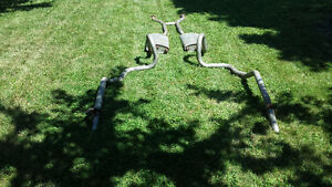 1988 LINCOLN CONTINENTAL 302 DUEL EXHAUST