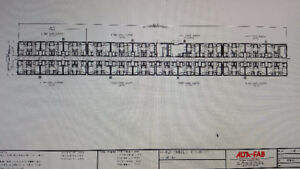 44 bed dorms for sale located in Nisku Alberta