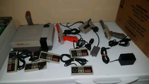 Original NES gaming system
