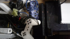 Ps2 2 controlers games