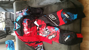 O'neal motorcross gear or mountain bikin