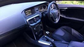 2017 Volvo V40 D2 (120) R DESIGN Manual With Manual Diesel Hatchback