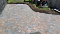Landscaping and interlock and much more