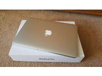 "MacBook Pro 13"" Retina Display - 1 week old - Latest Model"