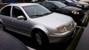 2001 Volkswagen Jetta Sedan