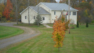 2 Bedrm Apartmnt,Close to Kentville,New Minas.Utilities included