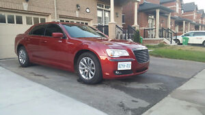 2013 Chrysler 300-Series Touring Sedan with Factory Warranty