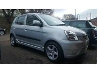 2006 KIA PICANTO 1.1 GLAMOUR 5DR 81000MLS 1 PREV OWNER FSH JUST MOT'D 30/01/18