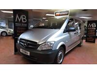 2011 MERCEDES BENZ VITO 113 CDI 2.1cc Crew Bus 6 Seater AC Bluetooth