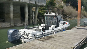 Trade ocean charter boat for heavy spec logging truck