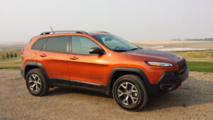 2015 Jeep Cherokee Trailhawk for sale