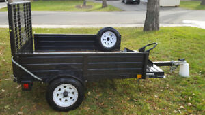 SNOWBEAR TRAILER UTILITY LANDSCAPING MOTORCYCLE SNOWMOBILE LEGAL