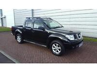 2007 Nissan Navara 2.5 dCi Outlaw Double Cab Pickup 4dr