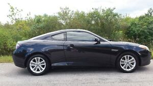 2007 Hyundai Tiburon GS Coupe (2 door)
