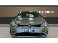 2018 Volkswagen Golf 2.0 TDI GT 5dr Diesel Hatchback Hatchback Diesel Manual