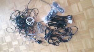 Vente cables et connexion