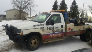 Towing Services Edmonton 780-455-3499  Great Rates