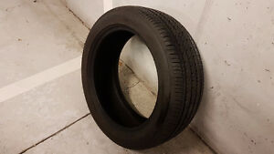 215/50 R17 Firestone FT140s - only 240km use