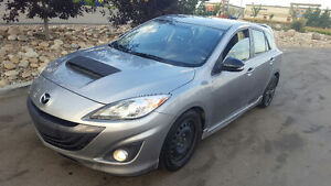 2013 MAZDASPEED3 W/ TECH PACKAGE