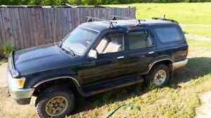 For Sale!!1994 Toyota 4Runner SUV, Crossover