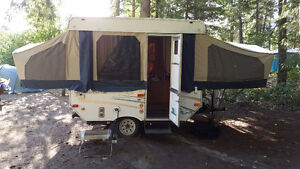 2008 Starcraft Tent Trailer for sale lightly used