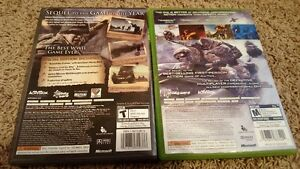 XBOX 360 Call of Duty Modern Warfare 2 and Call of Duty 2 London Ontario image 2