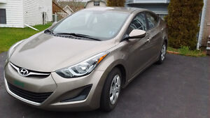 2015 Hyundai Elantra L Sedan-Lease Takeover!!!