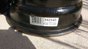 Honda steel winter rims
