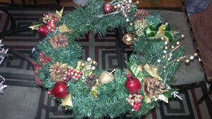 Christmas Wreaths and Decorations