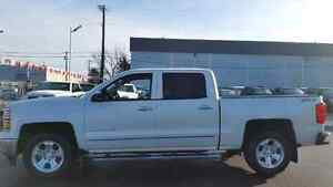 2014 CHEVY 1500 LTZ FULL WARRANTY 1 OWNER ALL FINANCE AVAILABLE