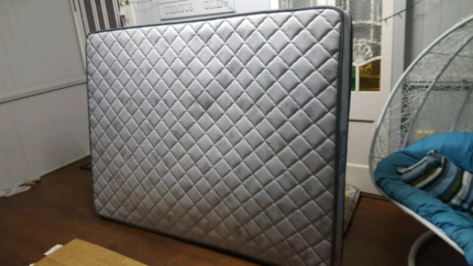 Queen size bed mattress in good condition Beaudesert Ipswich South Preview