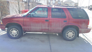 1999 GMC Jimmy 4x4 $900