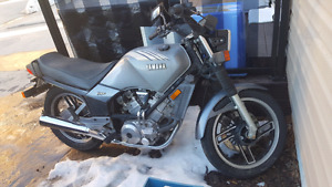 WANT IT SOLD. Certified 1982 Yamaha Vision 550cc or as is.
