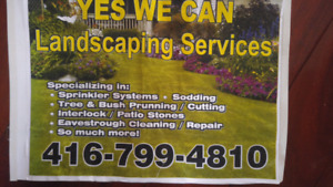 Ponds and IRRIGATION INSTALLATION services plus
