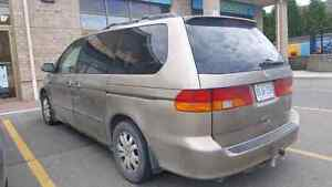 2004 honda odyssey for sale as is