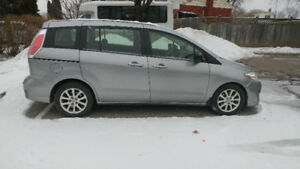 2010  MAZDA 5  SUV  (sliding rear doors)