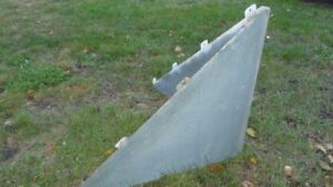 Excel Adjustable Snow Wedge for roof