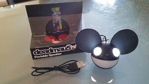 Original DeadMau5 Mini Speaker