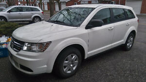2012 Dodge Journey 2.4 L SE SUV, Crossover