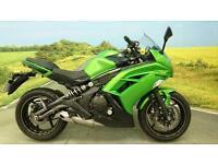 Kawasaki EX650 2012**HEATED GRIPS, WAVY DISCS, DATATOOL**