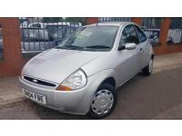 2004 FORD KA 1.3 COLLECTION One Owner Low Mileage