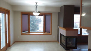Spacious Half Duplex with separate Double Garage
