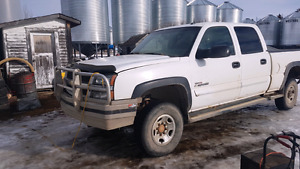 2003 chevy Duramax Allison 4x4 part out