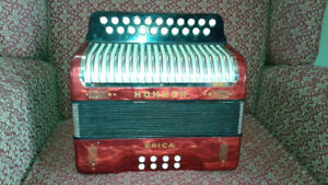 Accordéon Hohner Érica