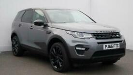 image for 2015 Land Rover Discovery 2.0 TD4 180 HSE Black 5dr Auto SUV diesel Automatic