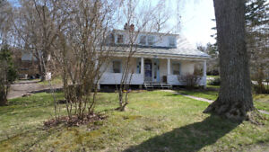 WOLFVILLE MAIN STR HOUSE FOR RENTAL