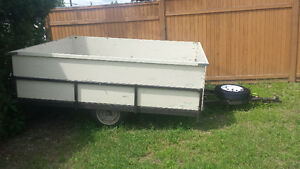 utility trailer for sale -$450 OBO