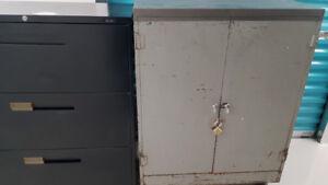 Metal Cabinet for Workshop, Garage ... etc.