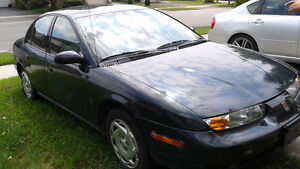 2001 Saturn Other SL2 Sedan